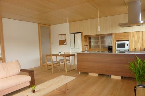 2世帯住宅 2階リノベーション LDK 府中市