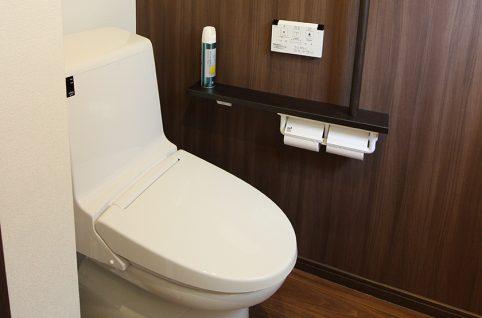 店舗トイレのリフォーム工事